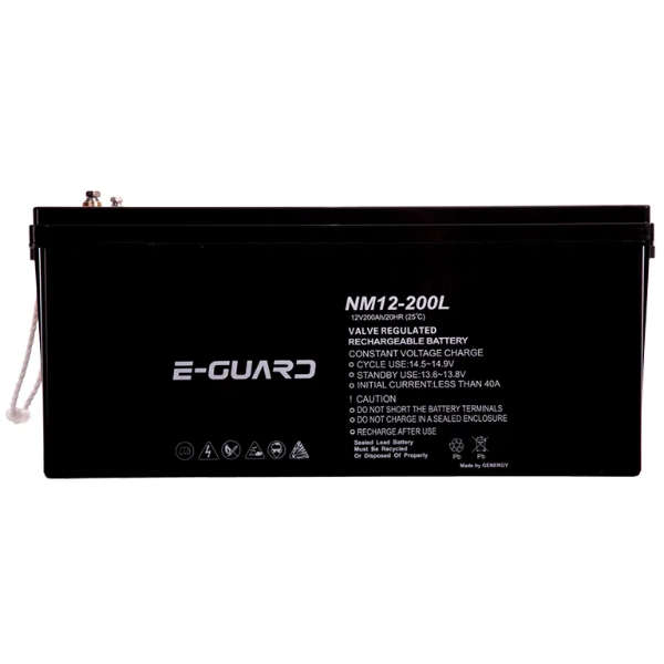 E-Guard NM12-200L Battery