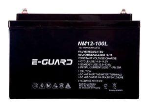 E-Guard NM12-100L Battery
